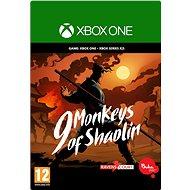 9 Monkeys of Shaolin - Xbox Digital - Hra na konzoli