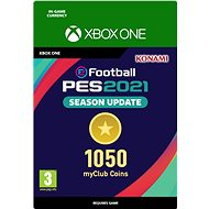 eFootball Pro Evolution Soccer 2021: myClub Coin 1050 - Xbox Digital