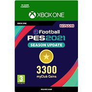 eFootball Pro Evolution Soccer 2021: myClub Coin 3300 - Xbox Digital