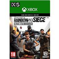 Tom Clancys: Rainbow Six: Siege Ultimate Edition - Xbox Digital - Hra na konzoli