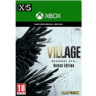 Resident Evil Village - Deluxe Edition - Xbox Digital