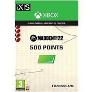 Madden NFL 22: 500 Madden Points - Xbox Digital