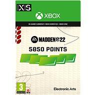 Madden NFL 22: 5850 Madden Points - Xbox Digital