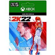 NBA 2K22 - Xbox Series X|S Digital