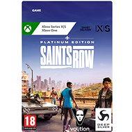Saints Row: Platinum Edition - Xbox Digital