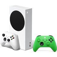Xbox Series S + 2x Xbox Wireless Controller - Herní konzole
