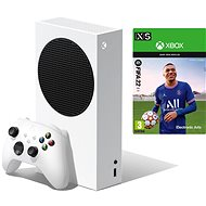 Xbox Series S + FIFA 22 - Herní konzole