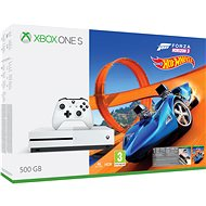 Xbox One S 500GB Forza Horizon 3 + Forza Horizon 3 Hot Wheels DLC - Herní konzole