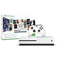Xbox One S 500GB + 3M Xbox Game Pass + 3M Live - Herní konzole