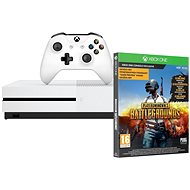 Xbox One S 1TB + Playerunknown's Battleground - Herní konzole