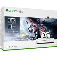Xbox One S 1TB + Star Wars Jedi: Fallen Order - Game Console