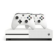 Xbox One S 1TB + extra Wireless Controller - Herní konzole