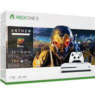 Xbox One S 1TB – ANTHEM Bundle - Herní konzole