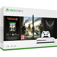 Xbox One S 1TB – The Division 2 Bundle - Herní konzole