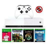 Xbox One S All-Digital Edition - Herní konzole
