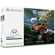 Xbox One S 500GB + Rocket League - Herní konzole