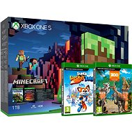 Xbox One S 1TB Childrens Pack - Herní konzole