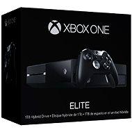 Xbox One Elite 1TB SSHD - Herní konzole