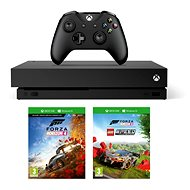 Xbox One X + Lego Forza Horizon 4 Bundle - Game Console