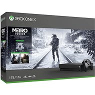 Xbox One X - Metro Trilogy Bundle - Herní konzole
