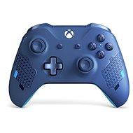 Xbox One Wireless Controller Sport Blue - Gamepad