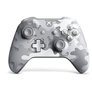 Xbox One Wireless Light Grey Camo Controller - Gamepad