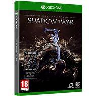Middle-earth: Shadow of War - Xbox One - Hra na konzoli