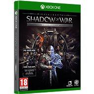 Middle-earth: Shadow of War Silver Edition - Xbox One - Hra pro konzoli