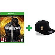 Kingdom Come: Deliverance - Speciální edice - Xbox One + Snapcap - Hra pro konzoli