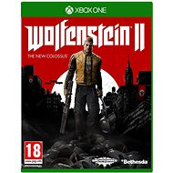 Wolfenstein II: The New Colossus - Xbox One - Hra pro konzoli