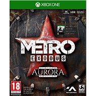 Metro: Exodus - Aurora edition - Xbox One - Hra pro konzoli