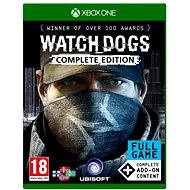 Watch Dogs Complete Edition - Xbox One - Hra pro konzoli