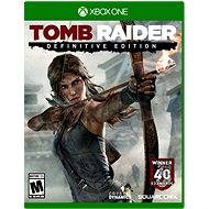 Tomb Raider: Definitive Edition - Xbox One - Hra pro konzoli