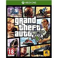 Grand Theft Auto V - Xbox One - Hra pro konzoli