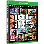 Grand Theft Auto V Premium Edition - Xbox One - Hra na konzoli
