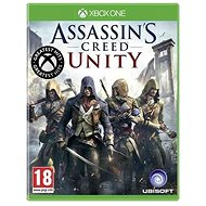 Assassins Creed: Unity - Xbox One - Hra pro konzoli