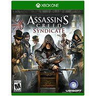 Assassins Creed: Syndicate - Xbox One - Hra na konzoli