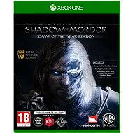 Middle Earth: Shadow Of Mordor Game of The Year Edition - Xbox One - Hra pro konzoli