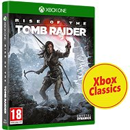 Rise of the Tomb Raider - Xbox One - Hra pro konzoli