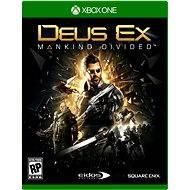Deus Ex: Mankind Divided D1 Edition - Xbox One - Console Game