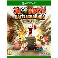 Worms Battleground - Xbox One - Hra na konzoli