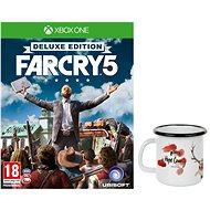 Far Cry 5 Deluxe Edition + Originální Hrnek - Xbox One - Hra pro konzoli