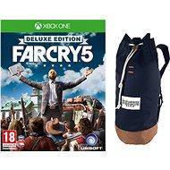 Far Cry 5 Deluxe Edition + Originální Batoh - Xbox One - Hra pro konzoli