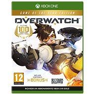 Overwatch: GOTY Edition - Xbox One - Hra pro konzoli
