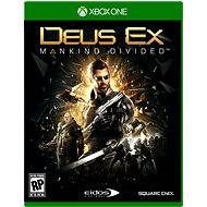 Deus Ex: Mankind Divided Collector's Edition - Xbox One - Hra pro konzoli