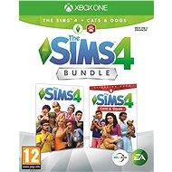 The Sims 4: Psi a Kočky bundle (Plná hra + rozšíření) - Xbox One - Hra pro konzoli