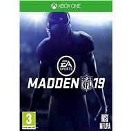 Madden NFL 19 - Xbox One - Hra pro konzoli