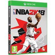 NBA 2K18 - Xbox One - Hra pro konzoli