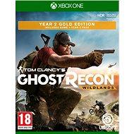 Tom Clancys Ghost Recon: Wildlands Gold Edition Year 2 - Xbox One - Hra na konzoli