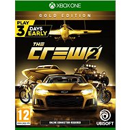 The Crew 2 Gold Edition - Xbox One - Hra pro konzoli